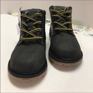 Oshkosh Toddler Navy Hiking Boots
